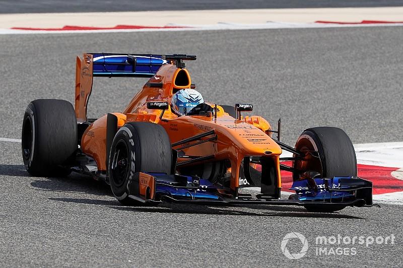 Джонсон приголомшив Алонсо своїми результатами на машині Ф1