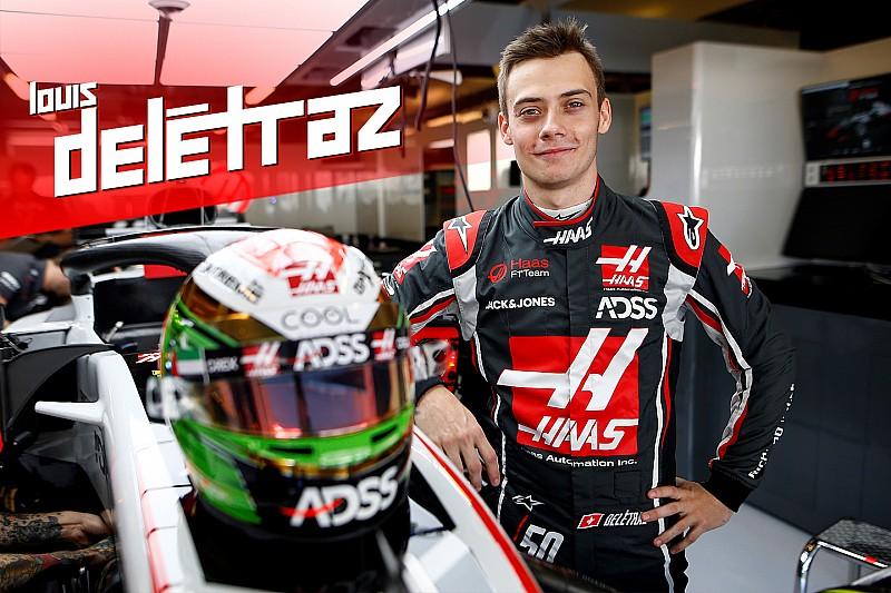Chronique Louis Delétraz - Premier test en F1, et j'ai ma Super Licence !