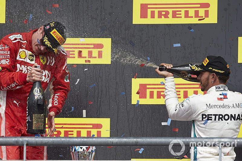 Leckék Austinból: Ferrari vs Mercedes, második felvonás - Räikkönen vs Alonso szerepcsere