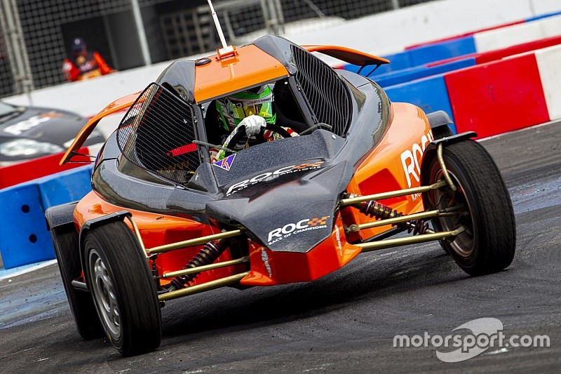 Photos - Vendredi à la Race of Champions