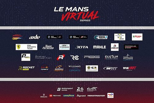 Pembalap Dunia dan Elit eSports Panaskan Virtual Le Mans Series