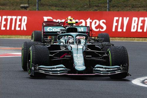 Vettel gediskwalificeerd na GP van Hongarije, Hamilton naar P2
