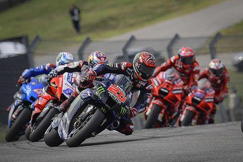 Yamaha voit la triple couronne difficile à atteindre en 2021