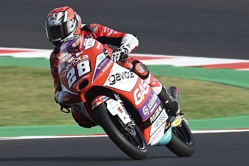 Moto3アメリカズ決勝:赤旗中断により混乱のレース。ゲバラ初優勝果たす。アコスタ、ポイント差詰められる