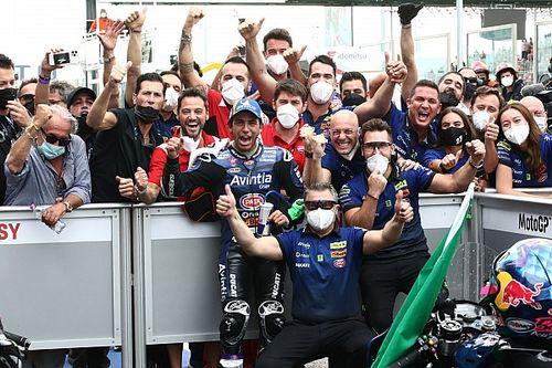 """Xaus: """"Il podio di Bastianini ha un sapore migliore di quello di Zarco"""""""