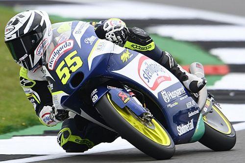 Silverstone Moto3: Fenati takes dominant win, Acosta extends lead