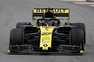 Hulkenberg: New F1 rear wing feels like