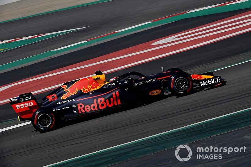 Red Bull mist mogelijk upgrade in Australië: