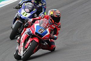 La Honda non perde tempo: Bradl già in pista a Jerez con la RC213V e girerà anche a Sepang