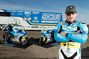 TT 2019: Lee Johnston all'Isola di Man con la Ashcourt Racing