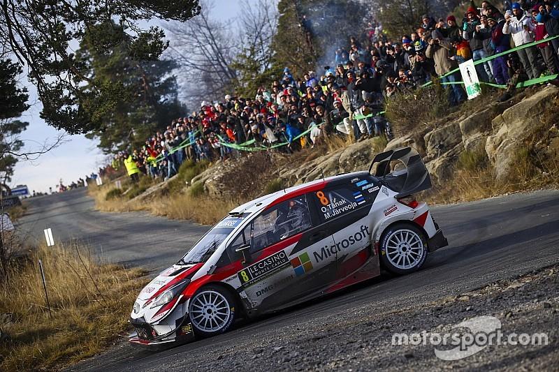 [WRC] 诺伊维尔对丰田的速度深感忧虑