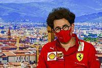 """Binotto: """"Ferrari 2021'de pilotlar şampiyonluğu mücadelesi veremeyecek"""""""