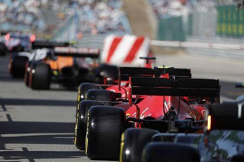 Ferrari: Les pneus 2021 seront un casse-tête pour les écuries de F1