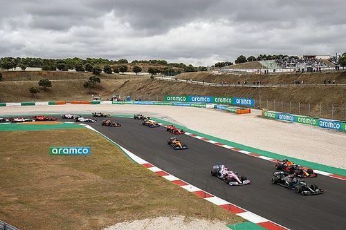 Estado del campeonato después del GP de Portugal F1