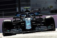 F1ロシアFP2:ボッタス連続首位で初日締めくくる。中団は大混戦、フェルスタッペン7番手