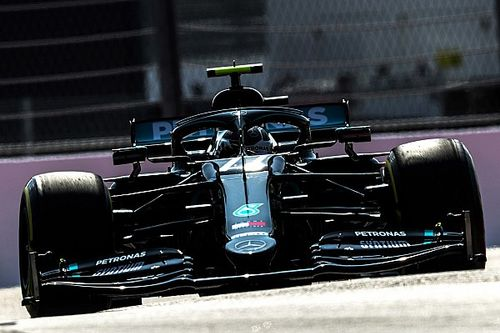 F1: Bottas volta a liderar no segundo treino para o GP da Rússia