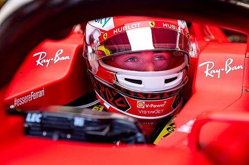 """Leclerc: """"Podio inatteso e bello, ma c'è da lavorare"""""""