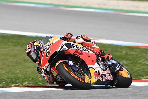 Honda confirma a Bradl para Austria y no descarta a Márquez para el siguiente