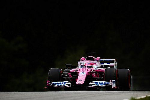 GALERÍA: las primeras fotos del GP de Austria en pista