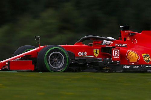 """Vettel: """"Mercedes farklı bir ligde, umarım orta grubun önünde kalırız"""""""