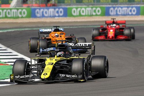 """Ricciardo raconte son tête-à-queue """"à la Vettel"""""""