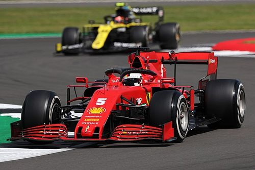 "Vettel: Something ""doesn't stack up"" over Silverstone struggles"