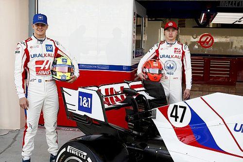 Resmi: Haas F1 Pertahankan Mick Schumacher dan Nikita Mazepin