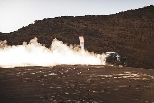 El equipo de Hamilton lidera el sábado de Extreme E