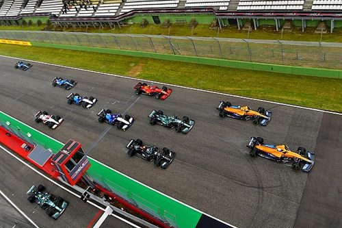 Les courses sprint officiellement adoptées par la F1
