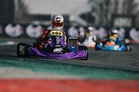 Rafa Câmara reina na pista de Adria e abre o WSK Super Masters Series com vitória