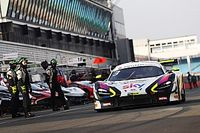 Why Button struggled on Silverstone McLaren GT3 debut