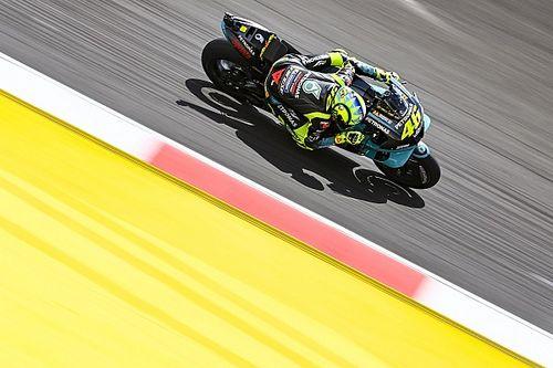 """Rossi: """"Marc mi sembra già veloce come prima"""""""