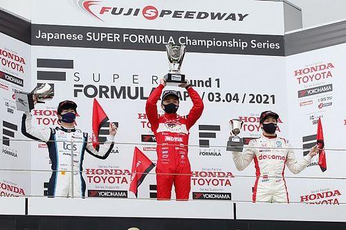 Nojiri Sukses Konversi Pole Super Formula Fuji Jadi Kemenangan