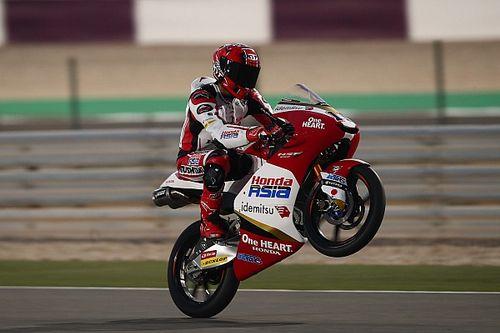 Hasil FP1 Moto3 Doha: Andi Gilang Tunjukkan Kualitas