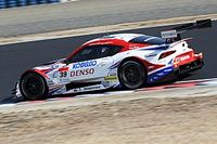 Kovalainen fastest as Okayama Super GT test ends