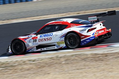 Kovalainen fastest as Okayama Super GT test ends