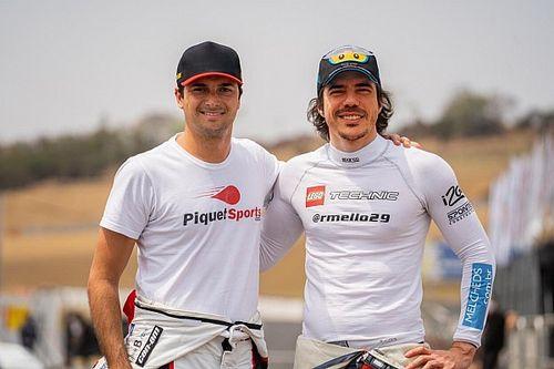 Nelsinho Piquet e Rodrigo Mello unem forças na Porsche Cup Endurance