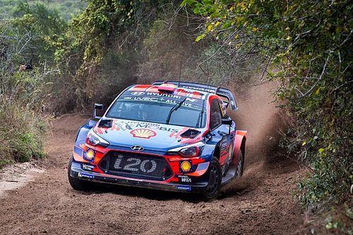 WRC: Hyundai svela i tre equipaggi che impiegherà al Rally Italia Sardegna 2019