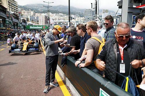 Le GP de Monaco devrait accueillir environ 10'000 fans en 2021