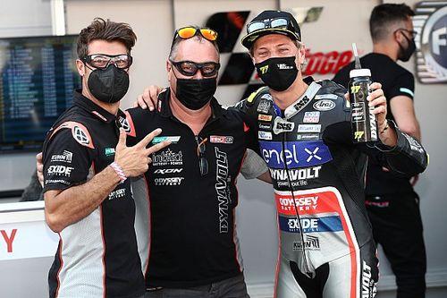 Dominique Aegerter Yakin Jadi Juara MotoE 2021