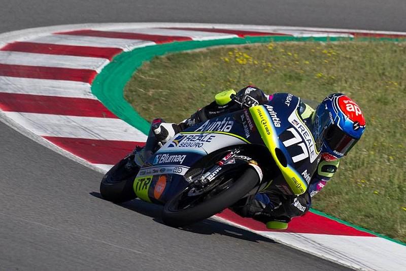 Murió un piloto español de 14 años en una carrera del FIM CEV de Moto3