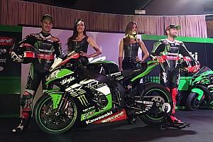 WSBK Новость Kawasaki представила новый мотоцикл