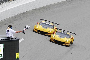 IMSA Special feature Jan Magnussen: Kevin's F1 return makes up for near miss at Daytona