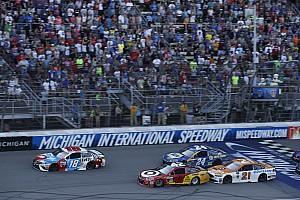 NASCAR Cup Entrevista Larson cambió la oportunidad perdida en Dover con la victoria en Michigan