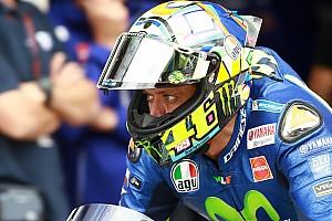 Rossi admite que perdió mucho terreno por el título en Austria