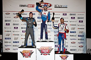Formula Drift Race report Formula DRIFT Round 3: Road to the championship results