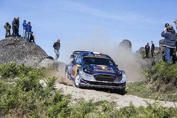 Portekiz WRC: Ogier bu sene 2. galibiyetini kazandı