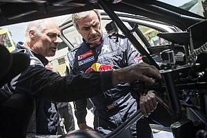 WRC Noticias de última hora Sainz no descarta probar para Citroen en el WRC