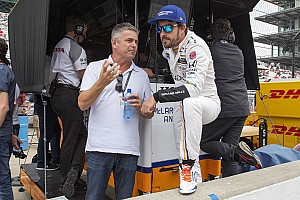 IndyCar Noticias de última hora Alonso afronta las 48 horas clave de su preparación
