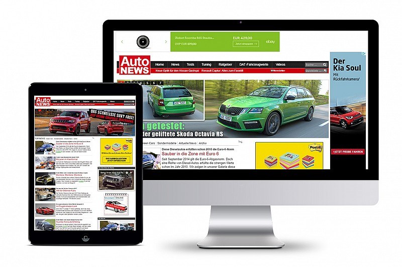 Motor1.com übernimmt Auto-News.de und stärkt Präsenz in Deutschland